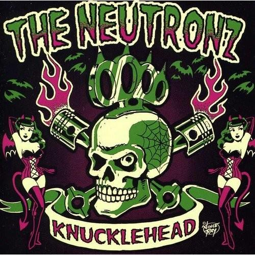 Knucklehead [CD]