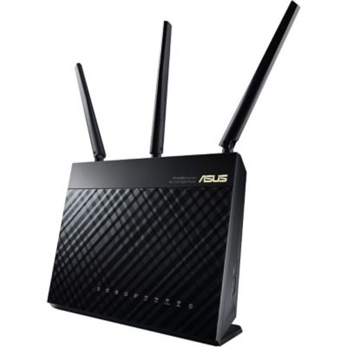 ASUS AC1900 Dual-Band Wi-Fi Gigabit Router, 1900 Mbps, 5 Port