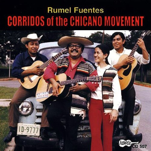 Corridos of the Chicano Movement [CD]