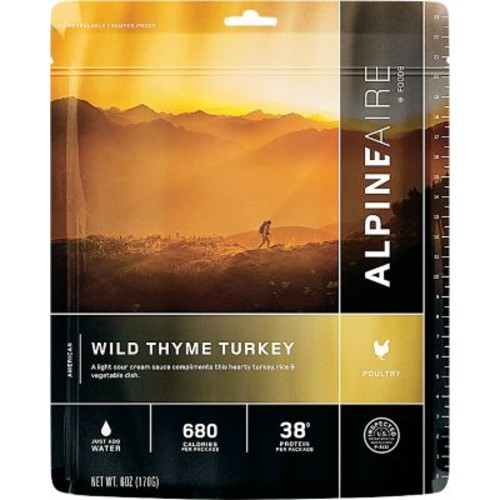 AlpineAire Foods Wild Thyme Turkey  Two Servings