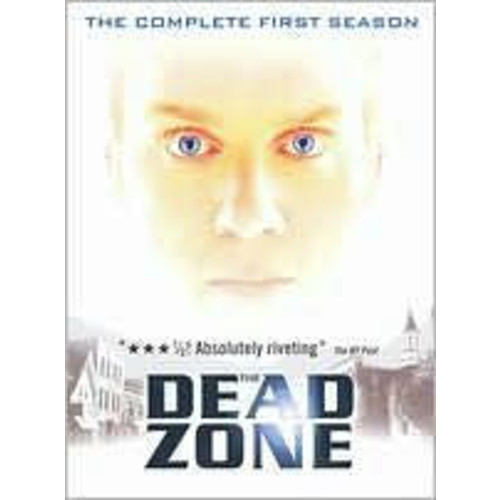 The Dead Zone: The Complete First Season [4 Discs]