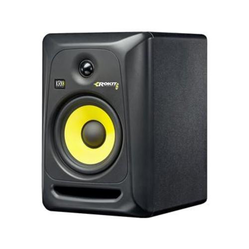 KRK ROKIT 6 G3 2-way powered studio monitor with 6