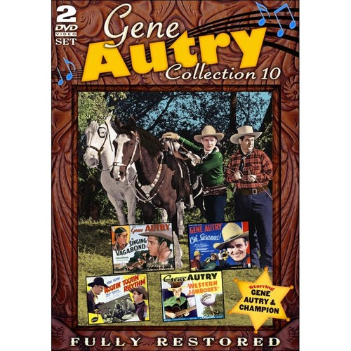Gene Autry: Collection 10 [2 Discs] [DVD]