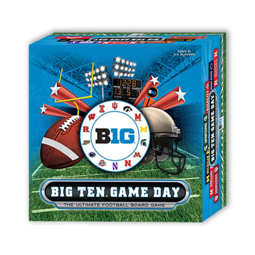 Big Ten Game Day The Ultimate Football Board Game by Fremont Die