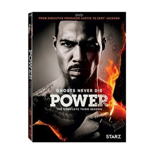 Power: The Complete Third Season [DVD]