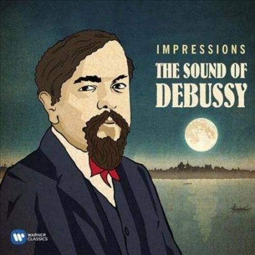 Claude Debussy - Sound Of Claude Debussy (CD)