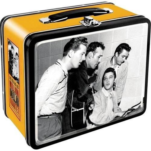 Aquarius - Million Dollar Quartet Lunch Box - Multi