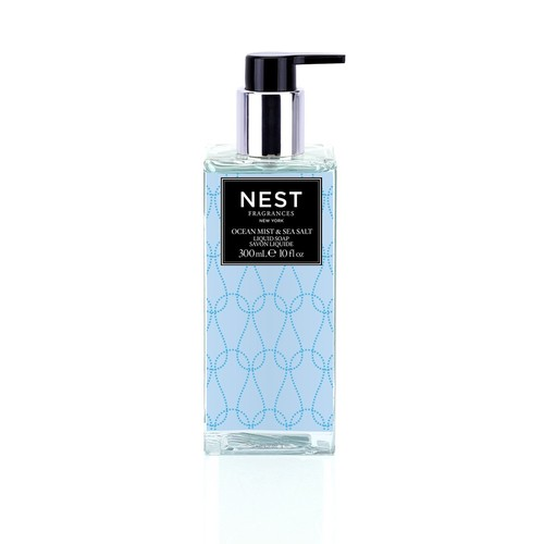 Ocean Mist & Sea Salt Liquid Soap design by Nest Fragrances