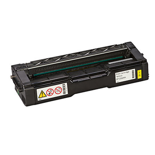 Ricoh Toner Cartridge, RIC407656, Yellow