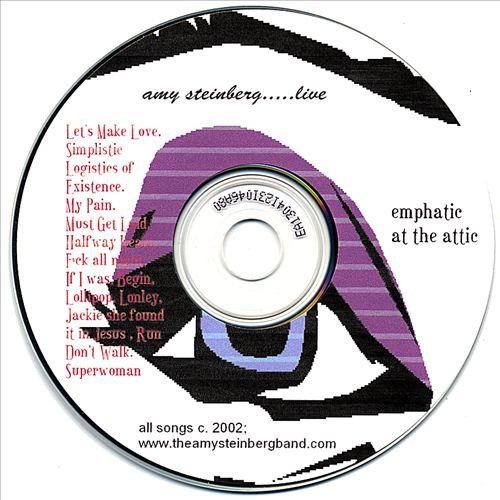 Live: Emphatic at the Attic [CD]
