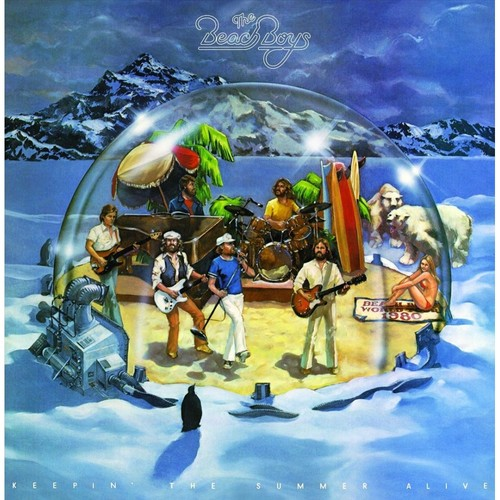 Keepin' the Summer Alive [LP] - VINYL