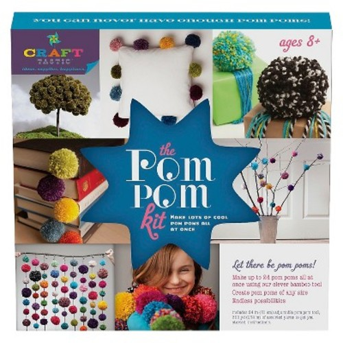 Craft-Tastic Pompom Kit