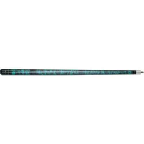 Action Value Pool Cue in Green; 19 oz.