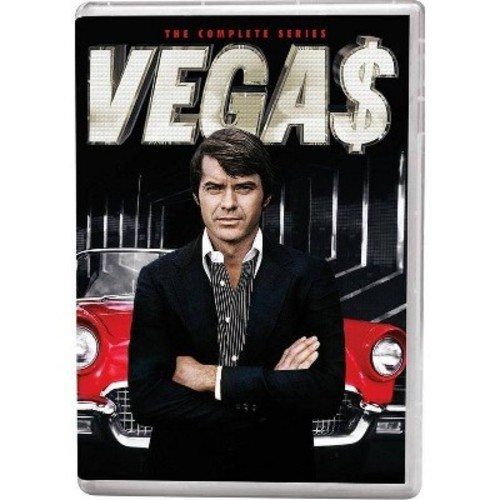 Vegas: The Complete Series [DVD]