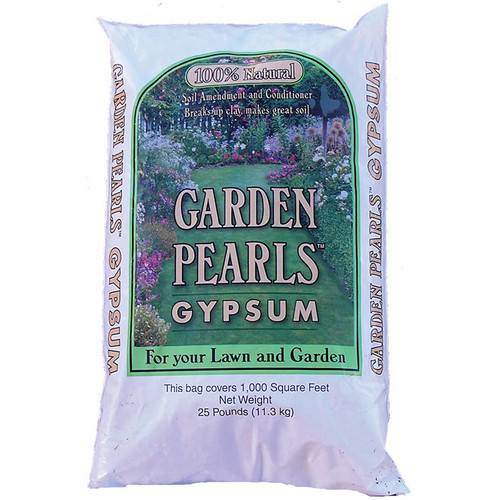Garden Pearls 10799 25-Pound Garden Pearls Gypsum [Multicolor]