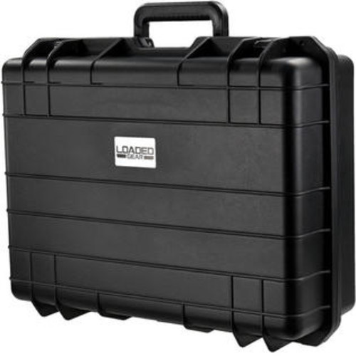 Barska BH11862 Loaded Gear HD-400 Hard Case Black Strap Divider