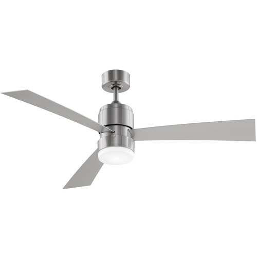 Zonix LED Ceiling Fan [Finish : Brushed Nickel with Brushed Nickel Blades]