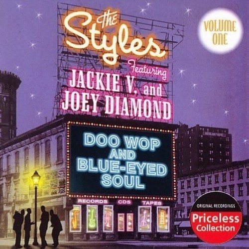 Doo Wop and Blue-Eyed Soul, Vol. 1 [CD]