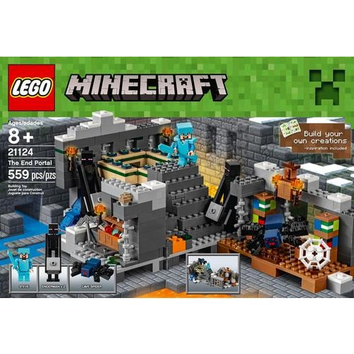 LEGO - Minecraft The End Portal