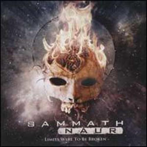 Limits Were To Be Broken By Sammath Naur (Audio CD)