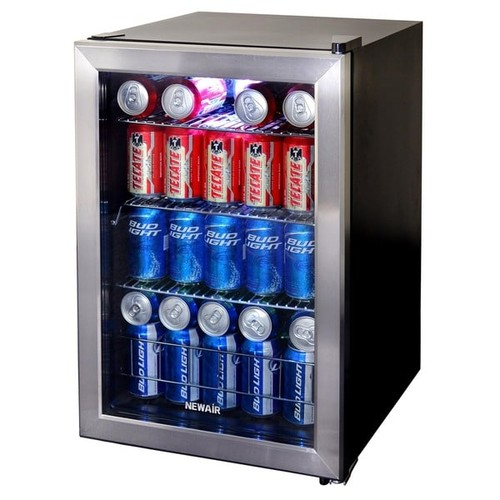 air Appliances Stainless Steel Beverage Cooler
