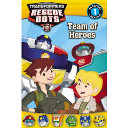 Transformers: Rescue Bots: Team of Heroes
