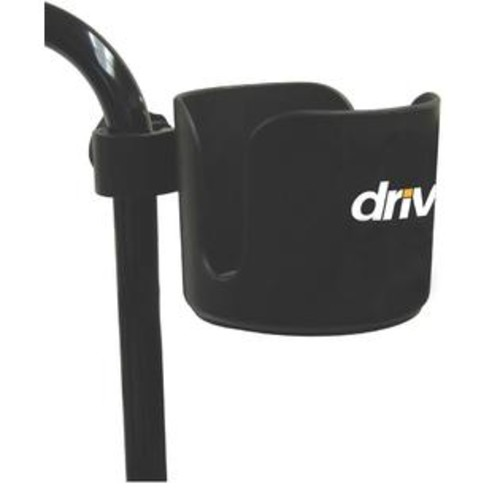 Drive Medical Cup Holder in Black Finish