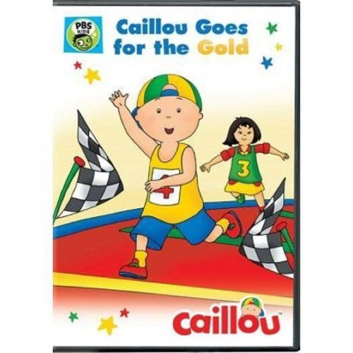 Caillou: Caillou Goes for the G
