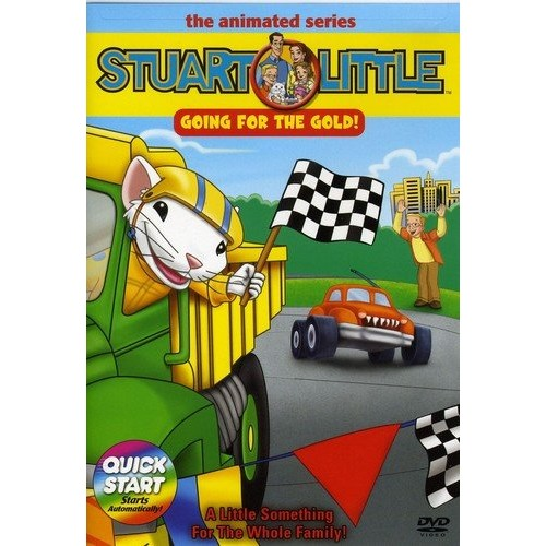 Stuart Little, Animated Series: Going for the G