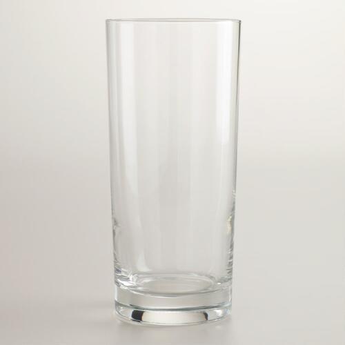 Heavy Sham Highball Glasses Set of 4