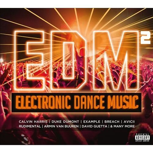EDM, Vol. 2 [CD] [PA]