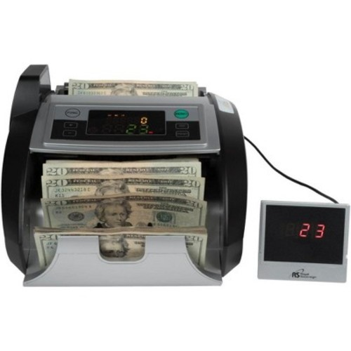 Royal Sovereign Cash Counter with Counterfeit Detector