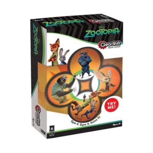 Disney Zootopia Gear Shift Brain Teaser Puzzle