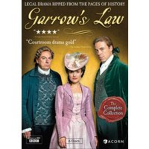 Garrow's Law: The Complete Collection [6 Discs]
