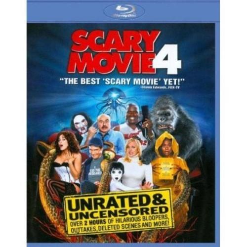 Scary Movie 4 (Blu-ray Disc)