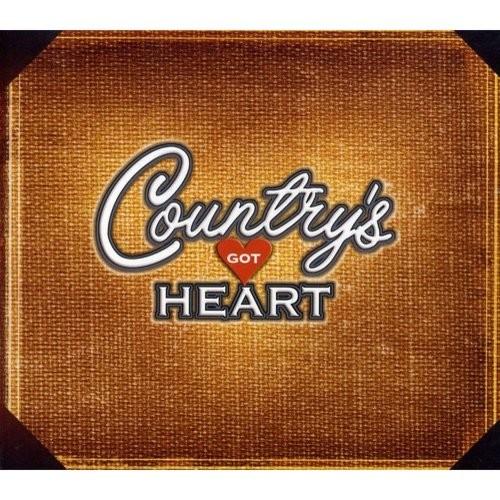 Country's Got Heart [Box Set] [CD]