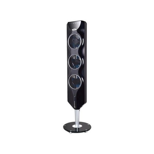 Ozeri OZF3 3x Tower Fan with Passive Noise Reduction Technology