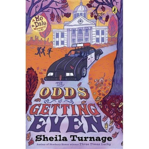 Odds of Getting Even (Reprint) (Paperback) (Sheila Turnage)