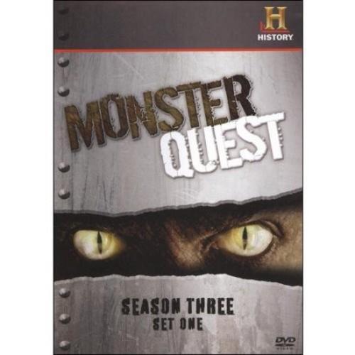 Monster Quest: Season Three - Set 1 [2 Discs] [DVD]