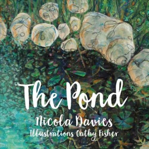 Pond (Hardcover) (Nicola Davies)