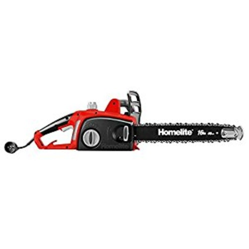 HOMELITE 16 in. 12 Amp Electric Chainsaw [16 in. 12-Amp Electric Chainsaw]