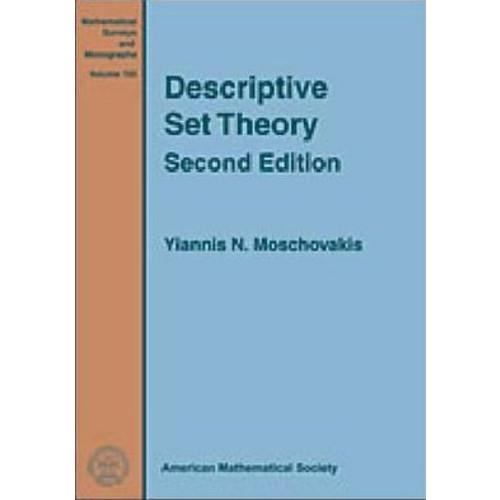 Descriptive Set Theory / Edition 2