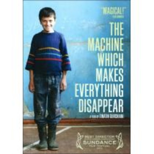 The Machine Which Makes Everything Disappear [DVD] [2013]