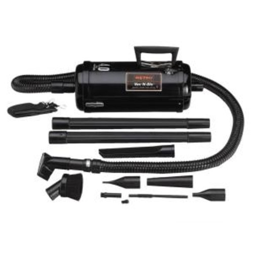 Vac 'N Blo Portable Canister Vacuum Cleaner and Air Blower