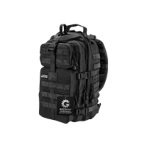 Barska Loaded Gear GX-400 Black Crossover Backpack