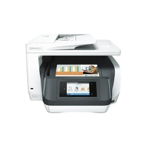 HP - OfficeJet Pro 8730 Wireless All-In-One Instant Ink Ready Printer