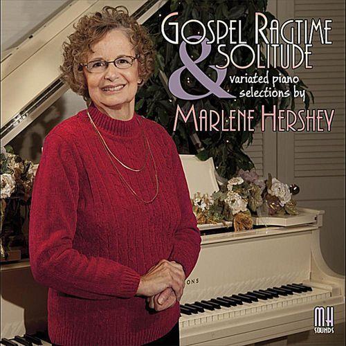 Gospel Ragtime & Solitude [CD]