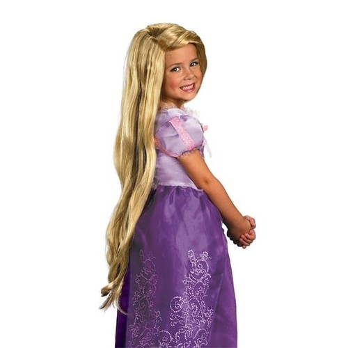 Disguise Disney Tangled Rapunzel Costume Wig - Blonde