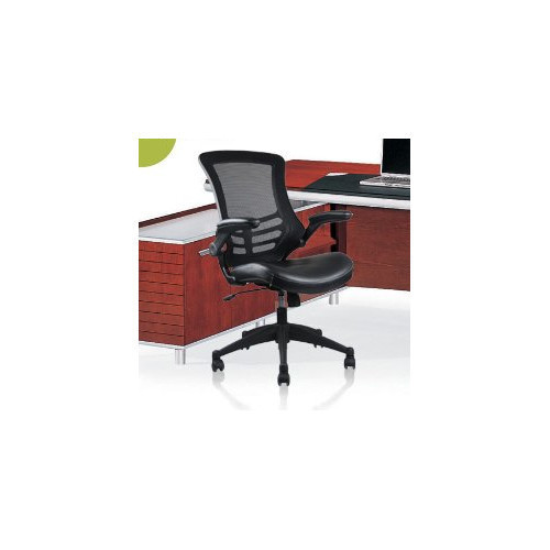 Manhattan Comfort - Rugged High-Back Mesh Office Chair with Wheels - Multi