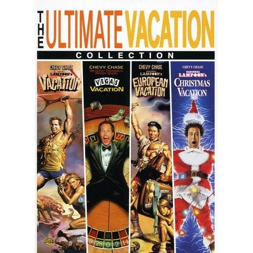 The Ultimate Vacation Collection [WS] [4 Discs] [DVD]